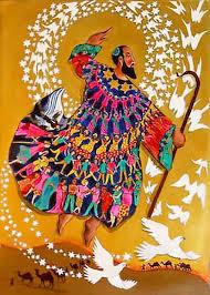 joseph coat of many colors painting thegogreenblog
