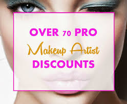 Professional Makeup Artist Supplies Becoming A Makeup Artist Pro Makeup Artist Discount Programs