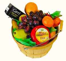 Fruit And Cheese Gift Baskets Harvest Fresh Grocery U0026 Deli