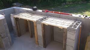construction cuisine d été extérieure cuisine d ete en beton incroyable cuisine d ete en beton cellulaire