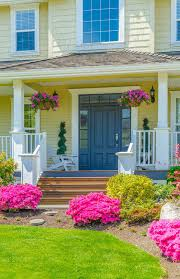 Topiary Planters - 59 front door flower and plant ideas