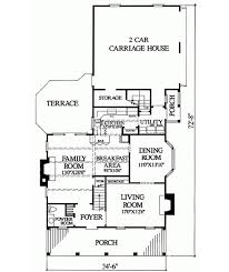 colonial plans colonial style house plan 3 beds 2 00 baths 2044 sq ft plan 137 241