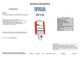nokia c2 01 rm 721 rm 722 l12 service manual download schematics