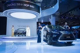xe lexus dep nhat the gioi trải nghiệm u201chành trình lexus u201d tại vms 2017 autodaily