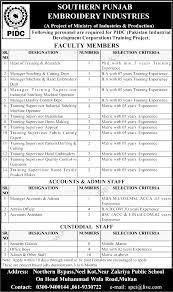 Beautician Jobs Pakistan Industrial Development Corporation Jobs 2017 Download