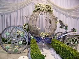 Wire Pumpkin Carriage Centerpiece by The Cinderella Coach At The Fairy Tale Weddings Booth At The D23
