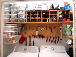 closet walk in decor laundry room closet organization ideas