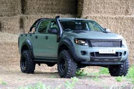 Ford Ranger Truck 2014 - used 2014 ford ranger 2 2 seeker raptor camo edition in matt grey