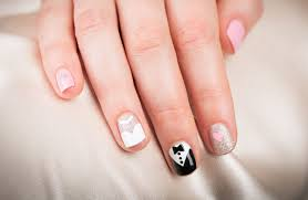 nail designs one finger different gallery nail art designs