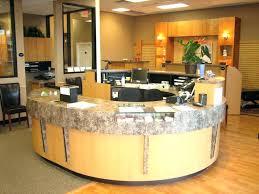 Dental Office Front Desk Dental Office Front Desk Design Great For Decor Arrangement