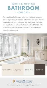 Bathroom Paint Schemes Best 25 Paint Colors For Bathrooms Ideas On Pinterest Bathroom