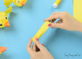 Easter Decorations With Construction Paper simple paper craft easter craft ideas easy peasy and fun