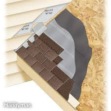 How To Install Center Jump Installing Chimney Flashing Family Handyman
