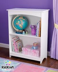 Kids White Bookcase by Top 30 Collection Of White Bookcases And Bookshelfs