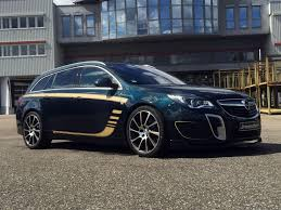 opel insignia 2015 irmscher insignia is3 bandit shown