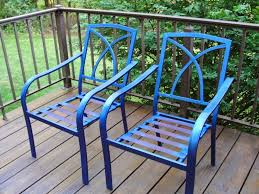Vintage Iron Patio Furniture - decorate vintage metal patio chairs all home decorations