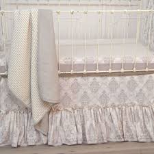 Shabby Chic Crib Bedding Sets by 40 Best Crib Images On Pinterest Chic Nursery Cribs And Nursery