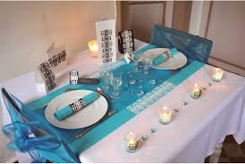 Anniversary Table Centerpieces by Decoration Table Party Favors Ideas