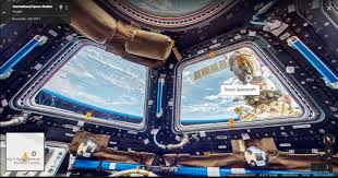 Yahoo Maps Street View Google Street View Takes You Aboard The Iss