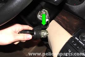 bmw e46 ignition lock cylinder replacement bmw 325i 2001 2005