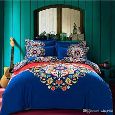 bohemian duvet covers south africa brushed cotton bohemian bedding