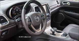 2013 Jeep Grand Cherokee Interior 2014 Jeep Grand Cherokee Road Test Review