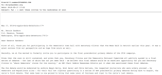 how to write a follow up email after sending resume dnc staffers mocked the bernie sanders campaign leaked emails show that email was a follow up to one he wrote on may 13 formally requesting that the dnc sanction a debate in california given that the race is still