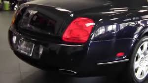 2017 bentley flying spur for sale 2006 bentley continental flying spur 4 door sedan youtube