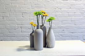 Used Vases For Sale Ep27 Concrete Vases U2039 Homemade Modern
