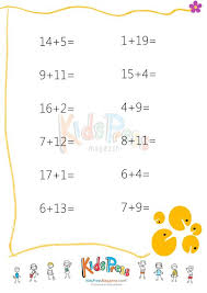 113 best addition practice worksheets images on pinterest cool