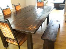 Distressed Dining Room Table Black Distressed Dining Chairs White Distressed Dining Table And