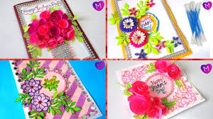 Handmade Greeting Card Designs For Teachers Day