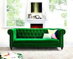 green couch living room bright green sofa with colorful pillows