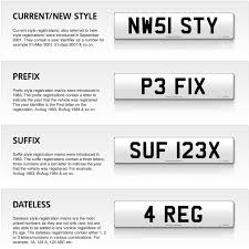 18 of the best personalised number plate ideas ever