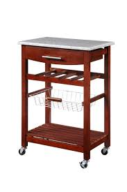 Wheeled Kitchen Island Amazon Com Linon Kitchen Island Granite Top Bar U0026 Serving Carts