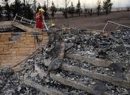 Alberta Wildfire System by Two Men Injured In Saskatchewan Wildfire Fight Still In Intensive