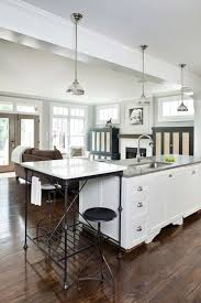 The Orleans Kitchen Island With Marble Top by Sensational Design Kitchen Island Marble Top Contemporary