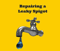 Leaking Outside Faucet Handle How To Fix A Leaky Spigot In 5 Minutes