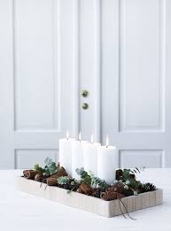 Christmas Decorations Ideas For Home Best 25 Simple Christmas Decorations Ideas On Pinterest Rustic