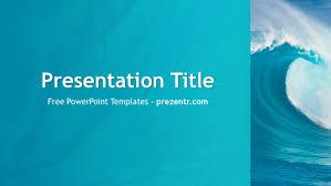 powerpoint templates free download ocean biodiversity ppt template free download free ocean waves powerpoint