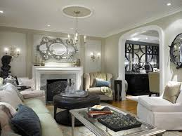 Large White Bookcases by Living Room Black Console Table Brown Ceiling Fans Gray Sofa