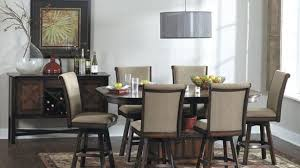 counter height dining table with swivel chairs dallas designer furniture westwood counter height dining table