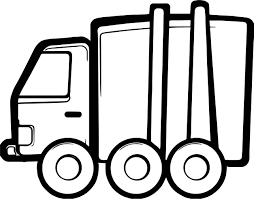 toy truck car coloring wecoloringpage