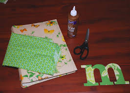 Pretty Photo Albums Pretty Partridge Fabric Covered Photo Album Tutorial