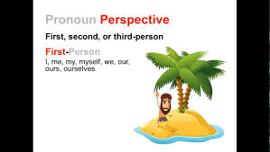 pronoun case and perspective parts of speech app youtube