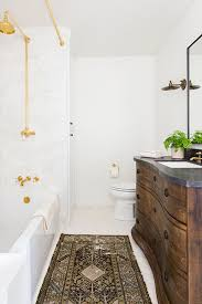 Rugs In Bathroom Rugs In Bathrooms 25 Interior Trends That Are Better In