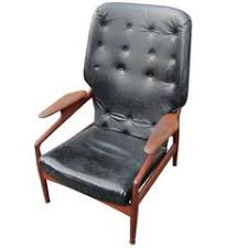 adjustable reclining chair in the style of finn juhl for sale at