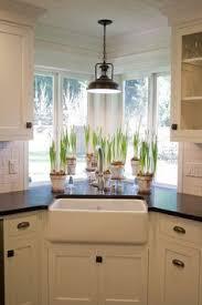 Best Kitchens Corner Sinks Images On Pinterest Corner Kitchen - Corner kitchen sink design