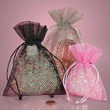 mesh gift bags 105 best gift bags images on gift bags boxing and