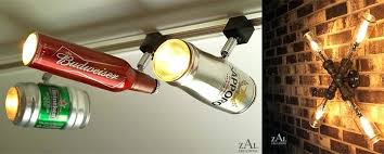 beer bottle light fixture bottle light fixtures beer bottle light fixtures afccweb org
